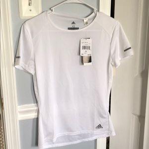 NEW!!!  Adidas T-shirt white